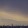 初雪を迎えた The 日本海側の一日