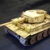 TAMIYA 1/48 ドイツ陸軍 重戦車 タイガーI 初期生産型 製作記 PART6