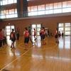 6年生:バスケットボール部 お別れ試合