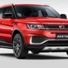ランドローバー、中国で'偽物自動車'ランドウインドに勝訴