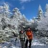 北八ヶ岳初冬