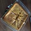 これは何のケーキ?はい、柿のケーキです。