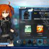 FGO日記(極地用カルデア制服がレベル9になっていた3月28日)
