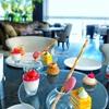 【訪問レポート】フォーシーズンズホテル丸の内東京 MOTIF RESTAURANT&BARのアーリーサマーアフタヌーンティー