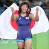 レスリング・川井梨紗子が金メダル 女子63キロ級