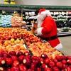 格安スーパーのクリスマスセール♪
