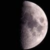 「月」の撮影 2020年10月24日(機材:ミニボーグ50FL、E-PL5、ポラリエ)