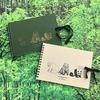 クマと活版印刷
