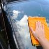 車のガラスに付いた油膜・水垢・ウロコ取りの最強アイテム「キイロビン」