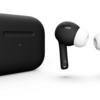 Apple、新型あるいは現行AirPodsに新色ブラックモデルを追加?