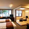 支笏湖畔の美食宿「レイクサイドヴィラ翠明閣」宿泊レポ 1 客室など