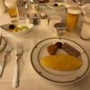 ミラコスタの朝食!ルームサービス編。予約方法や時間とか。