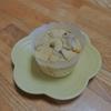 【簡単ずぼらレシピ】子どものおやつ・朝食に♬米粉のバナナレーズンマフィン。
