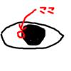 黒目と白目の境界が赤くなって目が痛い。
