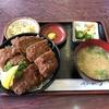 『成駒』で名物のソースカツ丼を食べてきたわ!【福島県二本松市岳温泉】