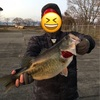 2/1琵琶湖デイゲーム50オーバービッグワン🌈(モンハンO氏)