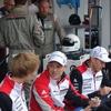 2017年WEC富士6時間耐久レースのピットや関係者ラウンジ等の裏側。
