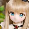 no.1308 DDH-12(セミホワイト肌)<ナギ作DDカスタムヘッド>