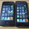 結局、au iPhone 5 32GB黒へ機種変更したよ。