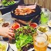 韓国料理食べたいなーと思いつつはまってるご飯