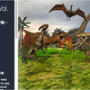 Jurassic Pack Vol. I ティラノサウルスやプテラノドンなど、モバイルでも使える13種類の恐竜3Dモデル