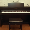 電子ピアノ中古美品入荷! YAMAHA  クラビノーバCLP645R(木製鍵盤モデル)