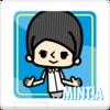 「my MINTIA  maker」でいーちぇのキャラクターを作ってみたぞ!