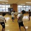 学習発表会に向けて:お囃子の練習①
