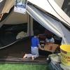 oagwa 小川テント グロッケ8 GRAND lodge 新木場で購入しました!