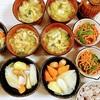 家計にも体にも優しい野菜たっぷりの今夜の晩ご飯!