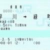 指定席券売機で購入できる連絡乗車券