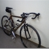 自転車改造計画、完成!