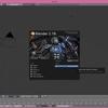 Unityで使う3Dを作るべくBlenderを初めてみる①