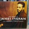 James Ingram / The Best Of James Ingram The Power of Great Music
