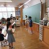 2年生:授業参観の準備・練習