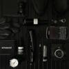 黒で統一(tone to tone): オーストリアの写真家であるalexjplesterの一枚