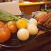 厳選冬のお野菜いろいろ 三宮の地鶏料理店安東