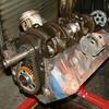 1971 マスタングマッハ1 エンジンOH4 エンジン分解2
