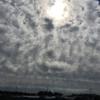 昼のご臨在  〜不思議な雲