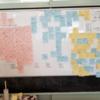 社内にて ふりかえりのテーマを決めるためのワークショップを実施しました