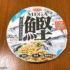 【カップ麺】MEGA鰹 濃厚魚介まぜそば
