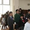 入学式② 緊張の入学式
