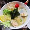 【今週のラーメン981】 麺屋 海神 吉祥寺店 (東京・吉祥寺) 冷やしはまぐりらぁめん