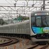 拝島線50周年記念HM 40105Fの3か月の撮影記録