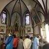 中谷神父様と行く五島、長崎巡礼の旅3日目