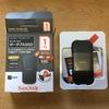 Sandisk Portable SSD買ってみた!