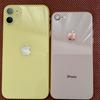 iPhone8からiPhone11へ