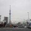 台東区側の駒形橋付近 麺屋 江武里のあっさり味玉つけめん!!!