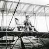 日本人初飛行に成功