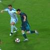 メッシが魅せた魔法のドリブル!ウルグアイ代表6人を翻弄したプレーはまさに球際の王様だった。